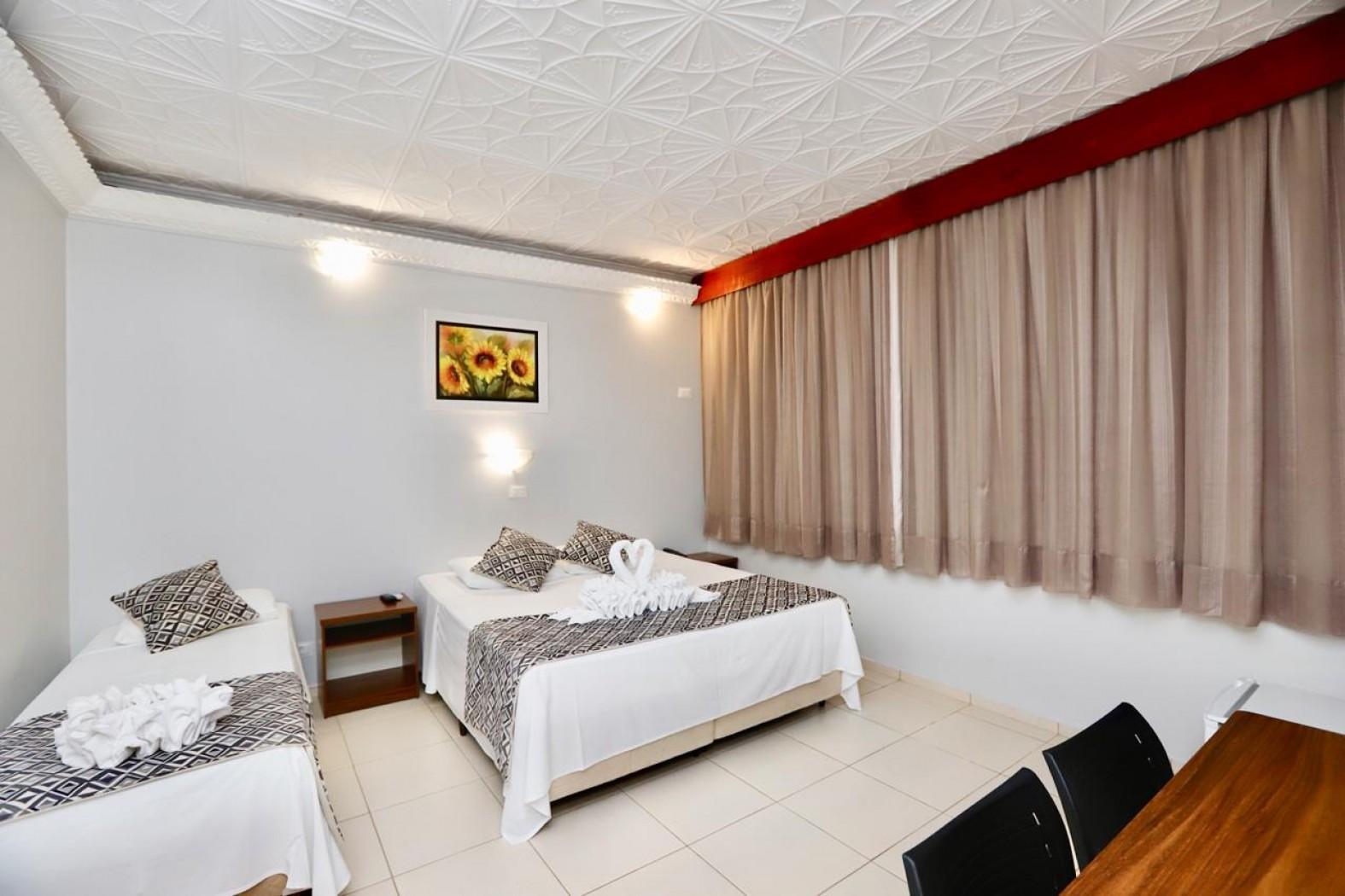 quarto-triplo-hotel-mirante-foz-do-iguacu